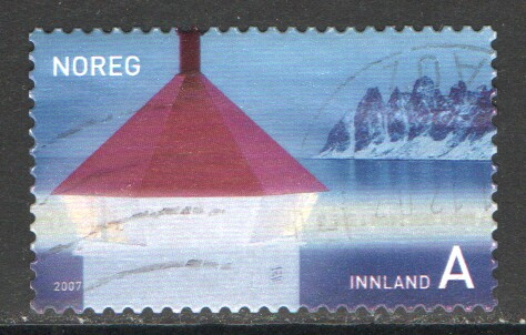 Norway Scott 1522 Used
