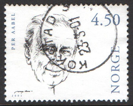 Norway Scott 1278 Used