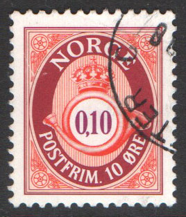 Norway Scott 1141 Used