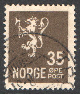 Norway Scott 123 Used