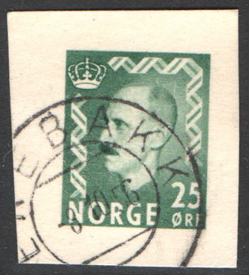 Norway Scott 345var Used