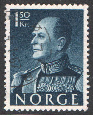 Norway Scott 371 Used