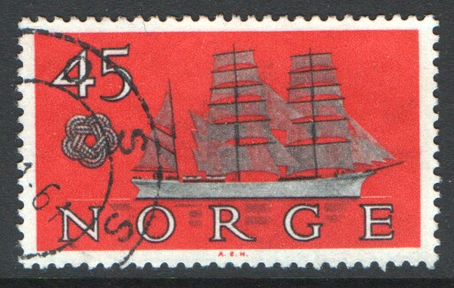 Norway Scott 384 Used