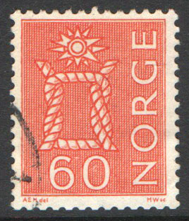 Norway Scott 466a Used