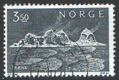 Norway Scott 529 Used