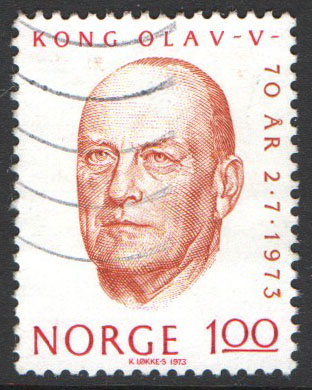 Norway Scott 619 Used