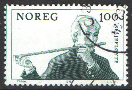 Norway Scott 734 Used