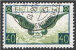 Switzerland Scott C14a Used (P)