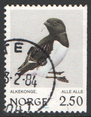 Norway Scott 822 Used