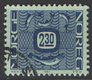Norway Scott 876 Used