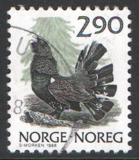 Norway Scott 879 Used