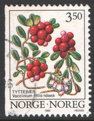 Norway Scott 1086 Used