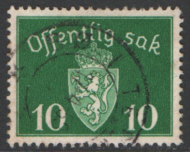 Norway Scott O35 Used