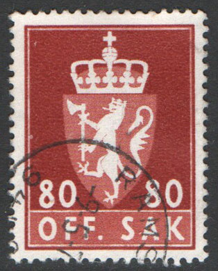 Norway Scott O90A Used