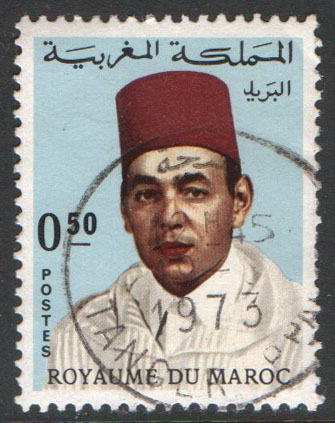 Morocco Scott 179 Used