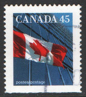 Canada Scott 1361as Used