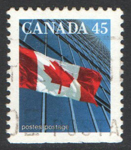 Canada Scott 1362bs Used