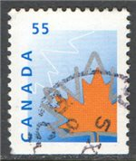 Canada Scott 1684as Used