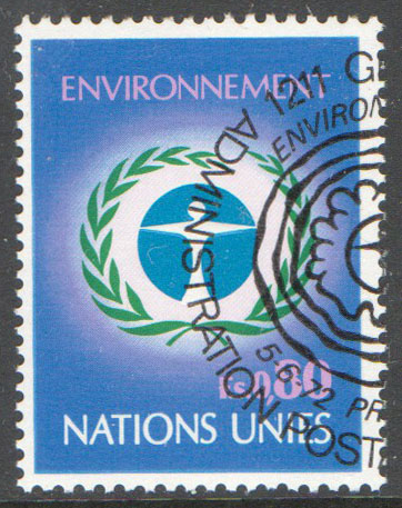 United Nations Geneva Scott 26 Used
