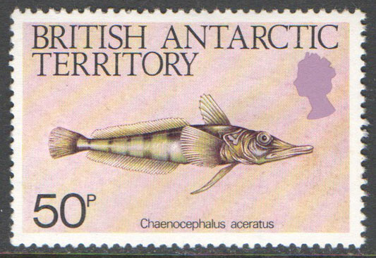 British Antarctic Territory Scott 114 MNH
