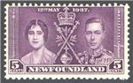 Newfoundland Scott 232 Mint F