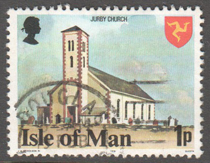 Isle of Man Scott 114 Used