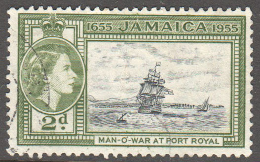 Jamaica Scott 155 Used