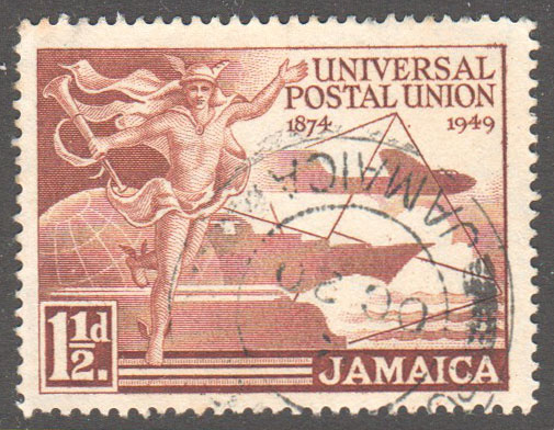 Jamaica Scott 142 Used