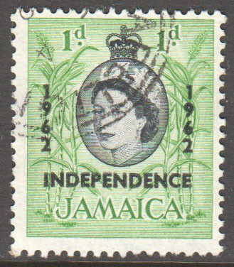 Jamaica Scott 186 Used