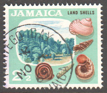 Jamaica Scott 218 Used
