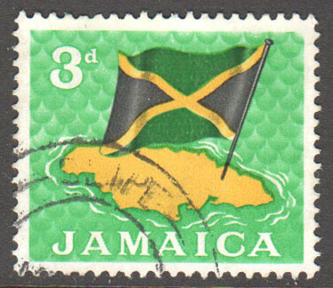 Jamaica Scott 221 Used