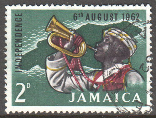 Jamaica Scott 181 Used