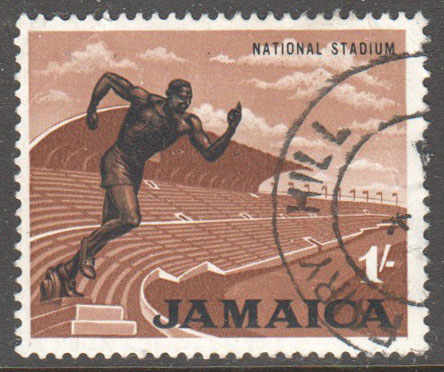 Jamaica Scott 226 Used