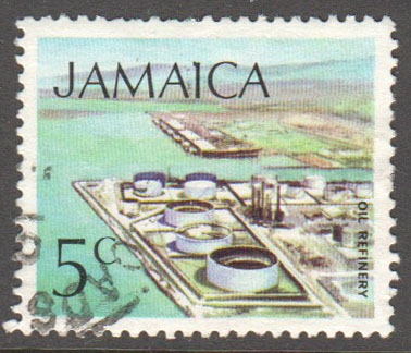 Jamaica Scott 347 Used