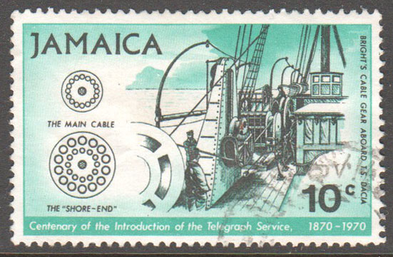 Jamaica Scott 320 Used