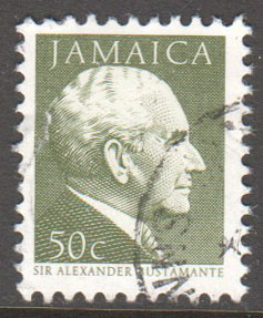 Jamaica Scott 656 Used