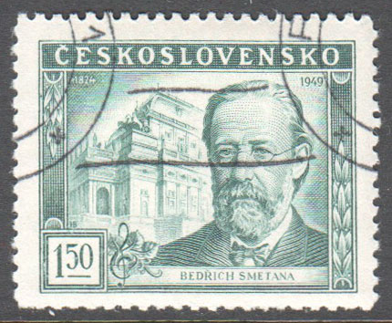 Czechoslovakia Scott 386 Used