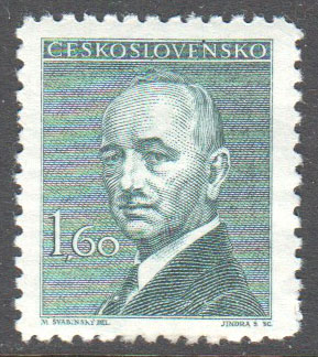 Czechoslovakia Scott 319 Mint