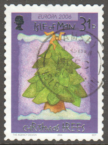 Isle of Man Scott 1179 Used