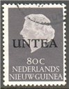 UN West New Guinea Scott 15a Used
