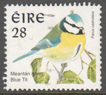 Ireland Scott 1036 Used