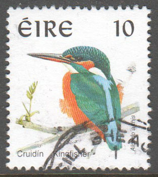 Ireland Scott 1079 Used