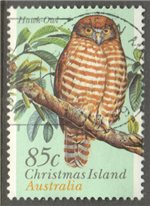 Christmas Island Scott 400 Used