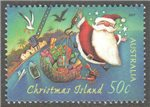 Christmas Island Scott 465 Used