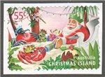 Christmas Island Scott 499 Used