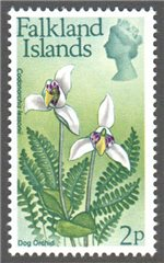 Falkland Islands Scott 213a Mint (P)
