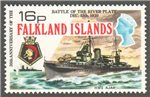Falkland Islands Scott 240 MNH