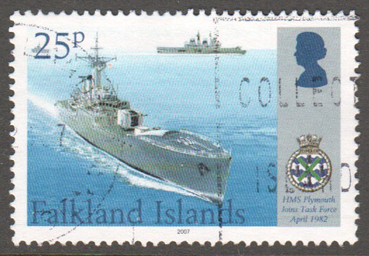 Falkland Islands Scott 930 Used