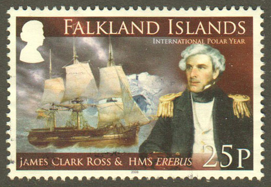 Falkland Islands Scott 946 Used