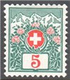 Switzerland Scott J37 Mint